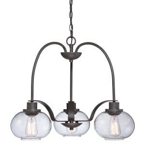 Elstead Trilogy Chandelier